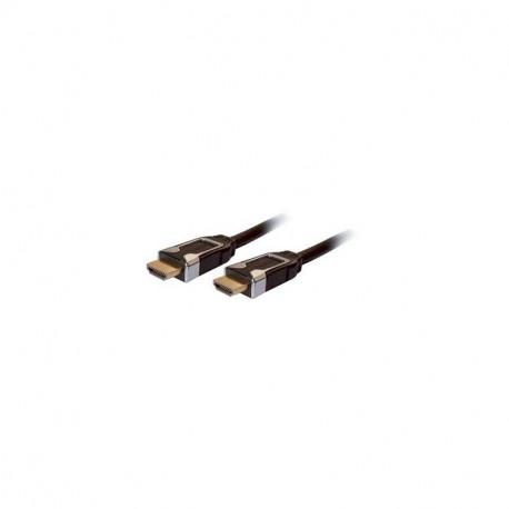 Cordon HDMI 1.4 chrome Type A Male/Male 10m Erard 727853