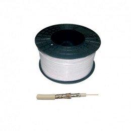 Bobine De 100M De Cable 17 Db Classe A Blanc 17Vatcclaph1 Cae